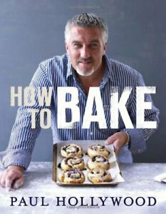 How to Bake by Hollywood Paul Book The Fast Free Shipping