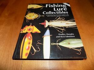 FISHING LURE COLLECTIBLES Lures Collector Antiques Fishing Tackle Antique Book