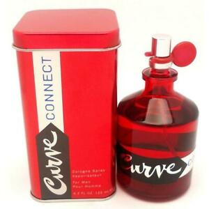 Curve Connect Cologne for Men by Liz Claiborne 4.2 oz New in Box Can $16.23