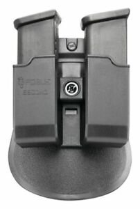 Fobus Roto Paddle Double Magazine Pouch For Glock/H&K USP 9mm/.40 : 6900NDRP