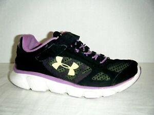 Under Armour Athletic Sneakers Boys size 2Youth