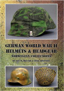 GERMAN WORLD WAR II HELMETS & HEADGEAR NORWEGIAN COLLECTIONS