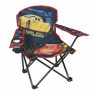 Disney Cars 3 Armchair Black Red 13In X 23In X 12In DKC-101CAR7A