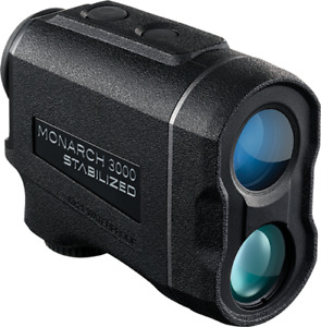Nikon MONARCH 3000 STABILIZED Laser Rangefinder 6x21mm Black 16556