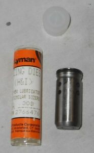 NEW Unused Lyman .308 Lube Sizer Die for 450 Lubricator or RCBS Lube-A-Matic