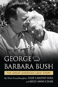 GEORGE & BARBARA BUSH - NEW BOOK