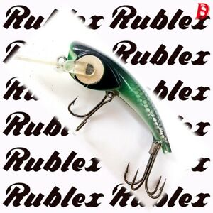 Vintage Rublex Softlure Flopy 7gr BG New in excellent condition extremely rare