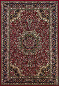 2x8 Runner Sphinx Persian Red Oriental 116R Area Rug - Approx 2' 3'' x 7' 9''