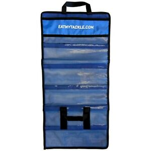 Saltwater Fishing Lure Bag 6 Pockets: 42quot; X 15quot;