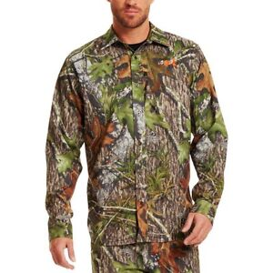 Under Armour UA Camo Performance Field Shirt Camouflage