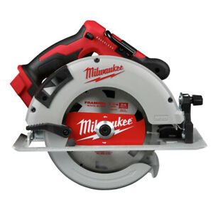 Milwaukee 2631 20 18V Brushless 7 1 4 in. Circular Saw Tool Only New $169.99
