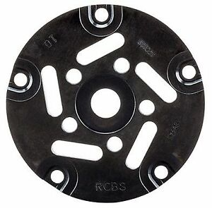 RCBS 5 Station Shell Plate #32 - 88832 Reloading Press and Press Accessories
