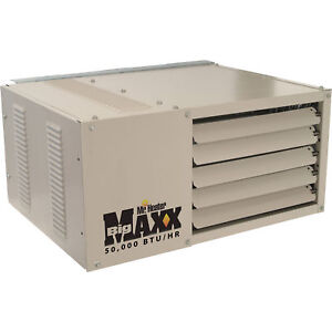 Mr Heater Big Maxx Natural Gas GarageWorkshop Heater  50K BTU LP Conversion Kit