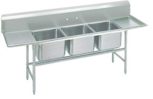 Advance Tabco 940 Series Free Standing Service Sink