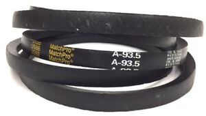144959 Replacement Belt for use for Sears 1/2 x 95.5  Some 42 Decks Blk USBB