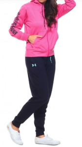 New With Tags Womens Under Armour Storm Sweatpants Fleece Joggers Athletic Pants $22.90