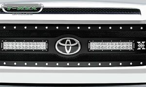 Ftis a 18-19 Tundra 1p Upper Replacement Insert Torch LED Grille T-Rex 6319661