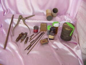 VINTAGE MARLIN FIREARMS CO. IDEAL TOOLS RELOADING 30 CAL. U.S. & ASSORT. ITEMS