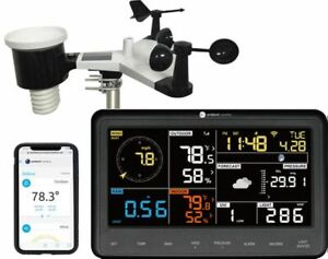 Ambient Weather WS 2902C Smart Weather Station with WiFi Remote Monitoring