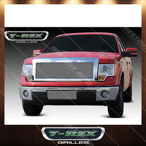 For 09-12 Ford F-150 T-rex Upper Class Series Mesh Grille Insert