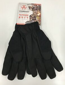 TecArmor Ex Tactical Made with Kevlar Work Glove StrongSuit Puncture 51600 XL
