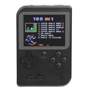 2.8inch TFT Retro Handheld Mini Game Player 8-Bit FC Game Console with 168 Games