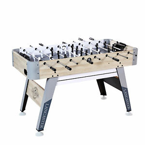 Lancaster Gaming Company Vogue 54 Inch Arcade Foosball Table with Beaded Scoring