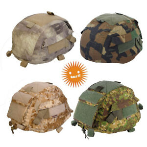 Emerson Airsoft Tactical Helmet Cover for MICH 2002 Version 2 Helmets Cloth Army