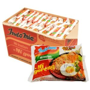 Indomie Goreng Original Instant Fried Noodles 20pcs HALAL Vegan