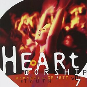Various Artists - Heart Of Worship Vol. 7 - Various Artists CD W0VG The Fast