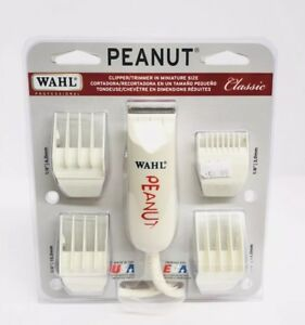WAHL PEANUT CLIPPERTRIMMER - CLASSIC WHITE 8685 Model NEW SEALED USA SELLER