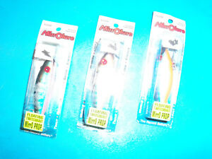 NEW MIRROLURE LURES 10MR 808 3 PACK FREE SHIPPING