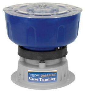 110V Quick-N-EZ Easy-To-Use Vibratory Case Tumbler For Cleaning And Polishing