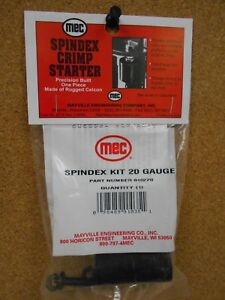 Mec Spindex Crimp Starter Kit 20 Gauge - 846220