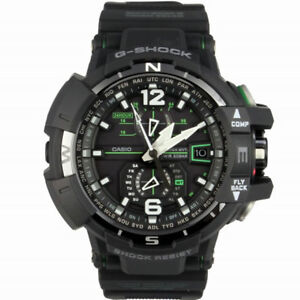 NEW Casio G-Shock Men's Chronograph Watch GW-A1100-1A3DR