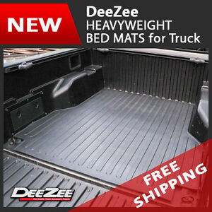 15 20 Ford F 150 with 6.5#x27; Bed Dee Zee Rubber Truck Bed Mats Heavyweight