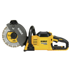 DEWALT DCS690B 60V Brushless 9 in. Cut-Off Saw New