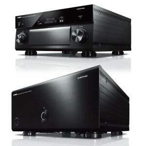 Yamaha CX-A5200 AVENTAGE 11.2-Channel AV Preamp with MX-A5200 AVENTAGE Power Amp