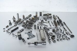 Lot Reloading Tools Dies Shell Resizers Gunsmith Set Head Parts C
