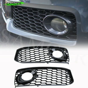 New Gloss Black Front Kidney Grille Grills for BMW F30 328i 335i 2012-2016