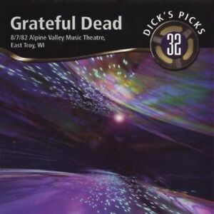 Grateful Dead-8782 Alpine Valley Music Theatre East Troy WI CD NEW
