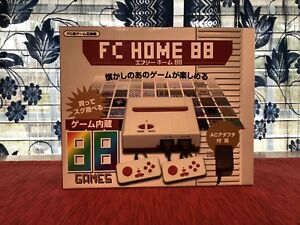 """FC Home 88 Japanese Video Game Console """"NEW amp; UNOPENED"""""""