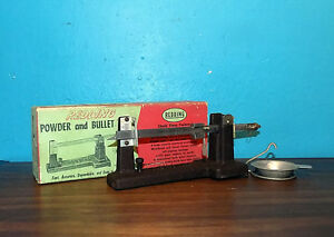 Redding Powder and Bullet Scale w Original Box Free Shipping