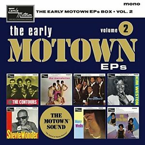 The Early Motown EPs Volume 2 [7