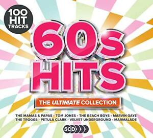 Various Artists - Ultimate Collection: 60s Hits - Various Artists CD 2YVG The