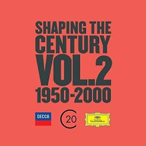 Shaping The Century Vol.2 (1950-2000) Various Artists Audio CD