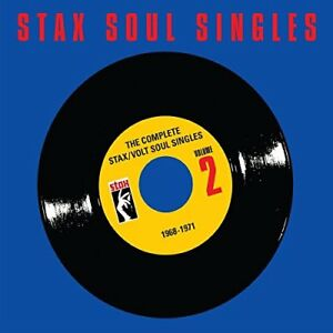 The Complete StaxVolt Soul Singles Vol. 2: 1968-1971 Various Artists Audio CD