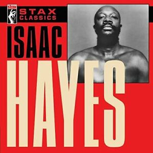 Stax Classics Isaac Hayes Audio CD