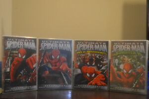 Ultimate Spider-Man The Complete Seasons 1-4 DvD Set