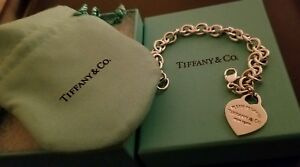 Tiffany &Co.  Sterling Silver 7